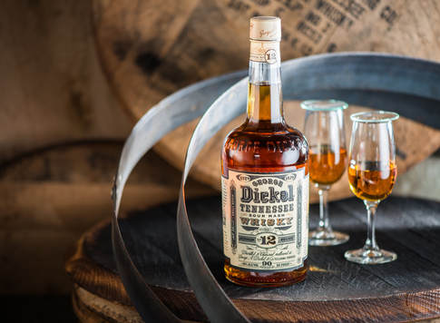 Dickel #12 Whiskey at The Hangar Bar San Antonio